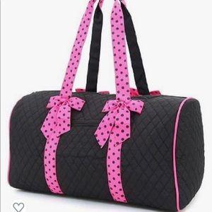 Large duffel bag from Belvah